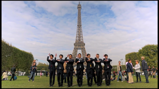 Synchronized robot dance group World Order performs their final music video together【Video】