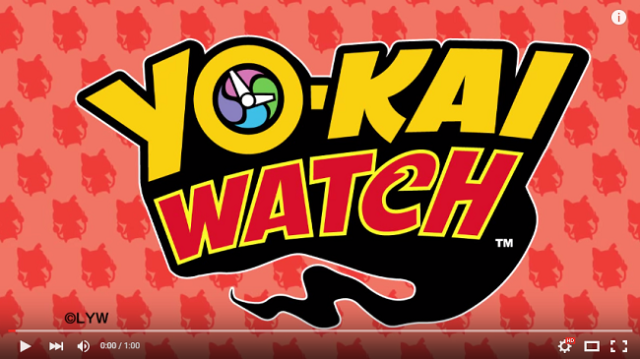 Yo-Kai Watch debuts abroad: characters get name changes but songs retain their epic nature【Video】