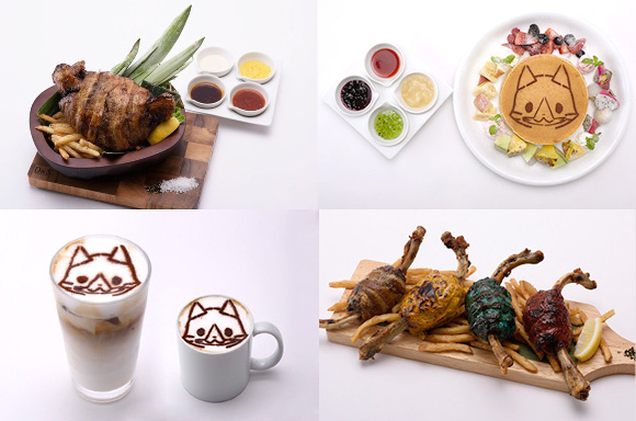 Capcom opens its first directly operated character cafe with exclusive Monster Hunter X menu
