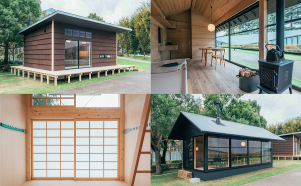 Muji enters the tiny house game, showcases its line of wonderfully minimalist 'Muji Huts'