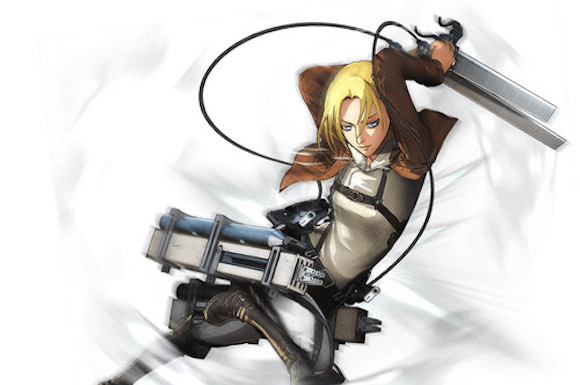 Attack on Titan game reveals new characters, story details