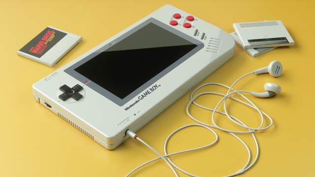 The 21st century Game Boy we wish Nintendo were working on【Pics】