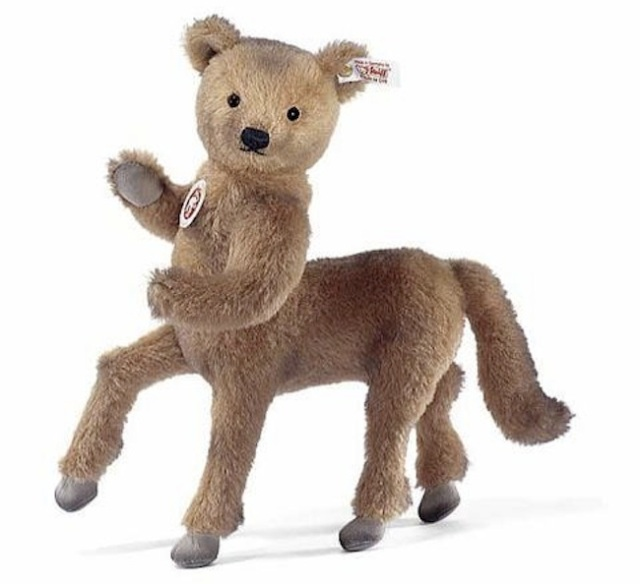 "What the…?!? Stuffed ""Teddytaur"" toy baffles and fascinates us at the same time"