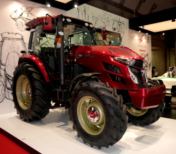 Yanmar reveals state-of-the-art tractor – You may never look at farm equipment the same