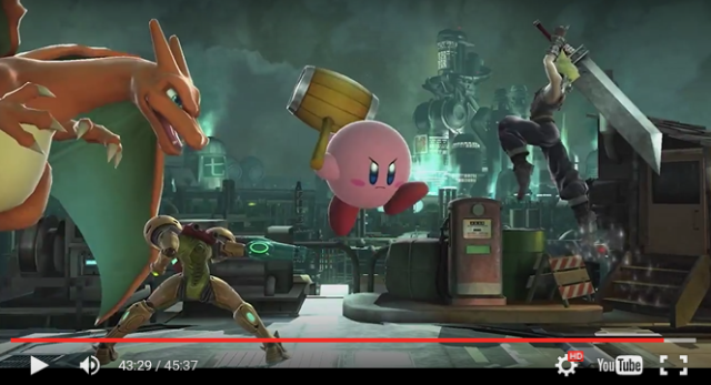 Nintendo announces Final Fantasy's Cloud will make Smash Bros. debut in next update【Video】