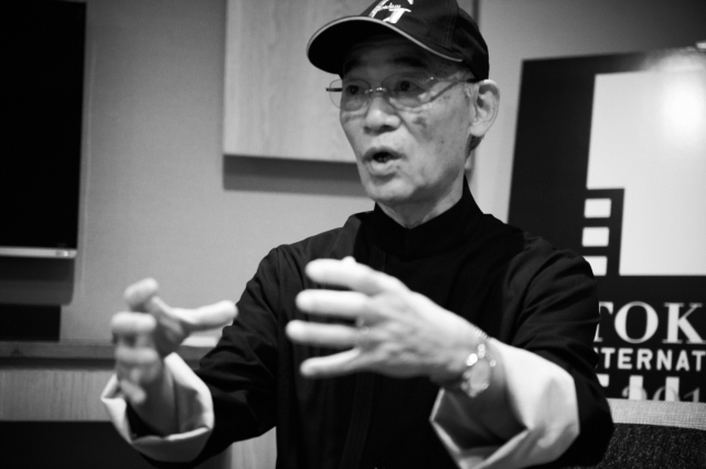 Interview with Yoshiyuki Tomino, the creator of Gundam