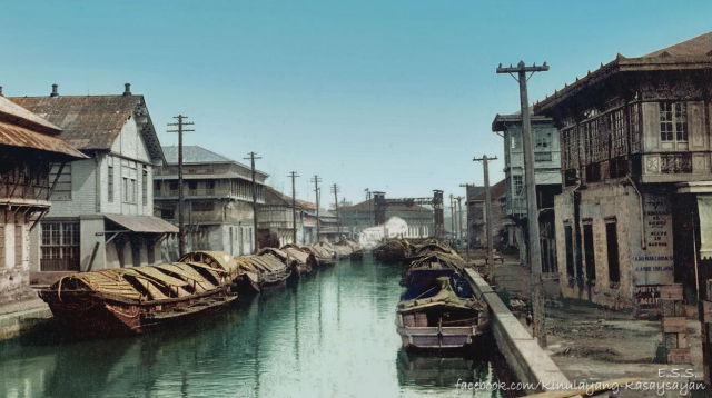Colorized photos of old-timey Philippines bring the past to life