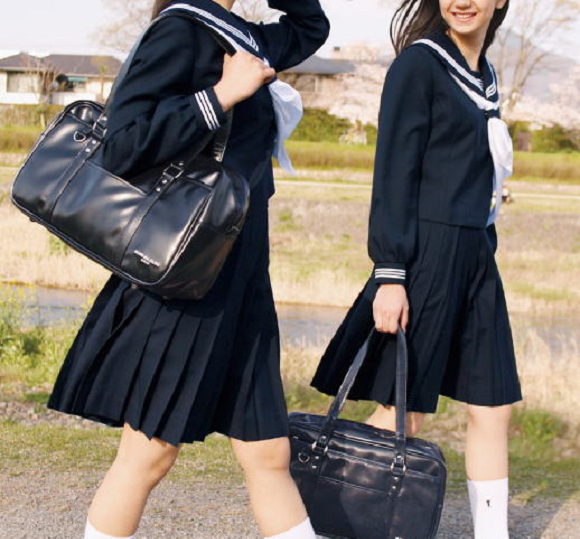 Maybe 13 percent of Japanese schoolgirls aren't really selling their services as escorts