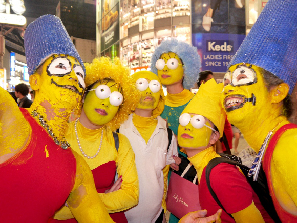 Tokyo Halloween 2015: Our reporters' collection of photos from their night in Shibuya【Photos】