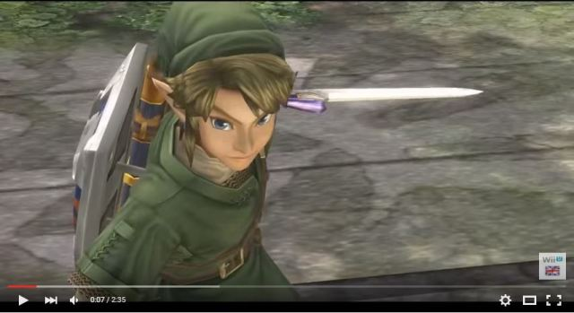 "Relive the adventure in HD! ""The Legend of Zelda: Twilight Princess HD"" to be released in March"