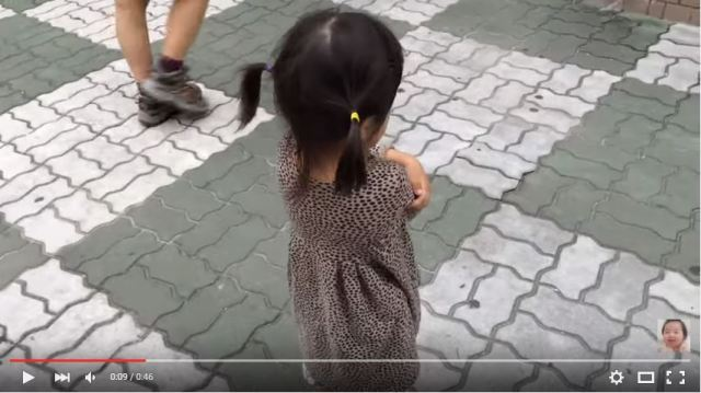 【Monday Kickstart】Who can stay mad with squeaky shoes? Pouting toddler steals our hearts