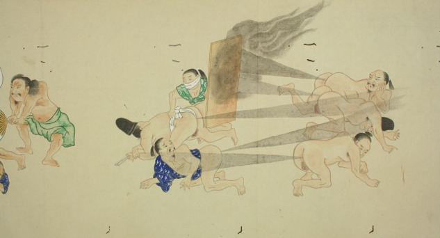 History's worst job? Japanese noblewomen used to hire servants to take the blame for their farts