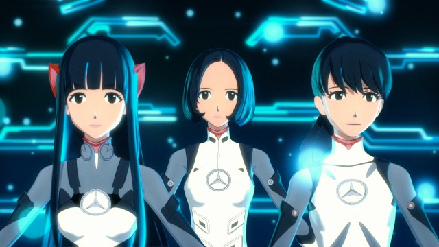"""Perfume ascends to the """"Next Stage with YOU"""" in Mercedes-Benz A-Class commercial【Video】"""