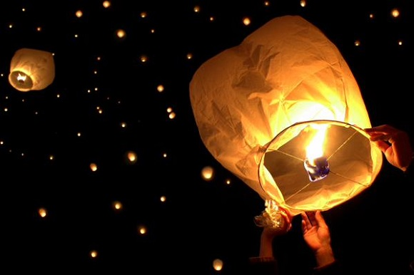 Epic lantern festival in Niigata rivals the Yi Peng festival in sheer beauty【Photos & Video】