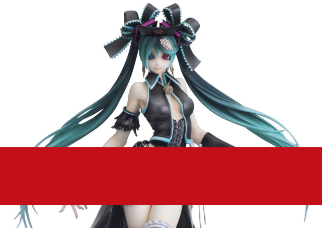 Hatsune Miku-inspired figure has no need for pants or panties 【Photos】