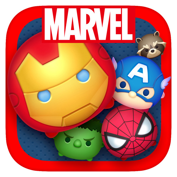 Adorable Avengers, assemble! Marvel's heroes getting the Tsum Tsum treatment in new mobile game