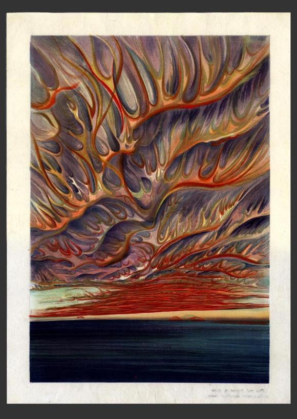 Obata_Chiura-World_Landscape_Series-Setting_sun_in_the_Sacramento_Valley-00042521-100929-F12