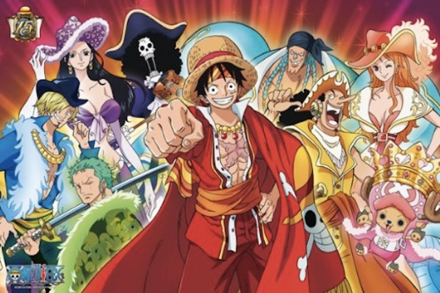 Pirate action ahoy! New feature-length One Piece anime to air in December!