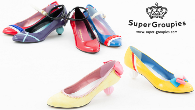 Now you can buy colorful and adorable shoes inspired by the anime idols of Prism Paradise!