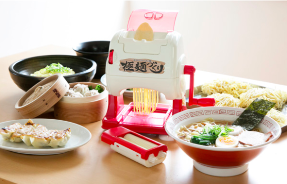 Easy-Bake Oven, meet your match — The Easy-Make Ramen that's, thankfully, not just for kids!