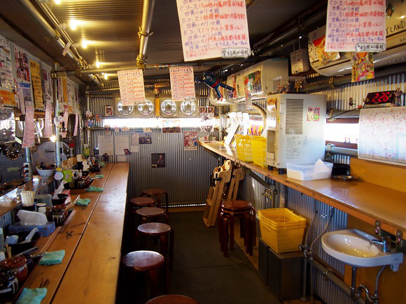 Ramen Jiyujin serves up ramen and attractions to fill your appetite【Photos】