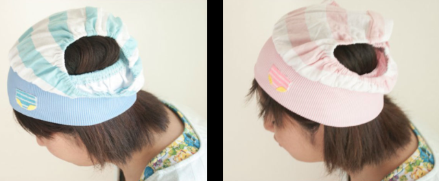 "Keep your head as warm as your buns this winter with a ""panty-hat"""