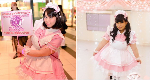 "Shangrila, a maid cafe staffed exclusively by cute ""plump"" girls, opens in Akihabara【Pics】"