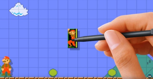 """Super Mario Maker update doubles down on creepy """"Skinny Mario"""" with weird easter egg【Video】"""