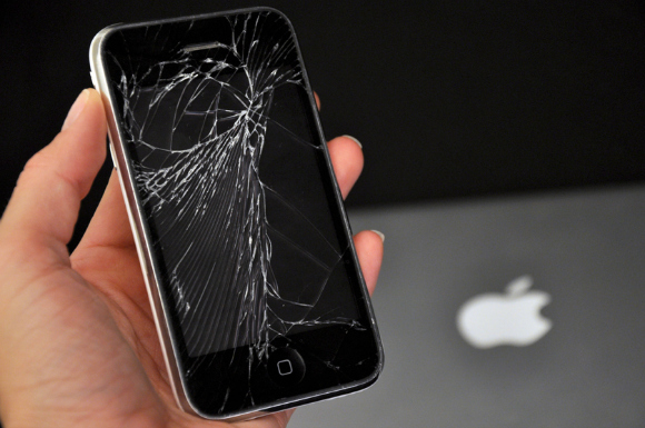 Cracked smartphone screens could be a thing of the past far sooner than we thought