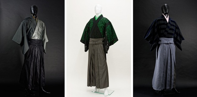 Reveal your inner fashion samurai with traditional clothes for the modern world