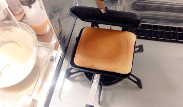 Japanese chefs discover their sandwich makers can also make pancakes, mochi, and more 【Photos】