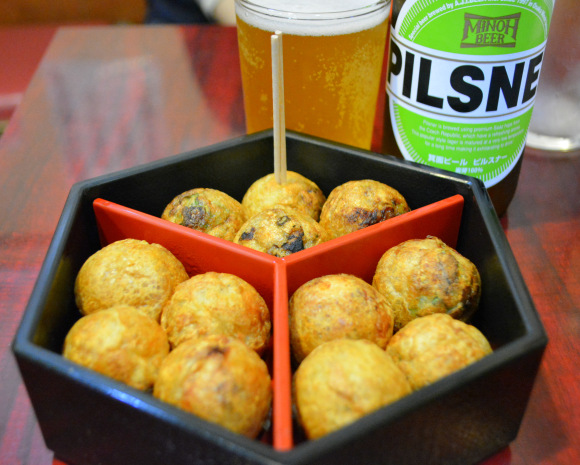 We pig out at Aizuya, the Michelin Guide-featured takoyaki shop