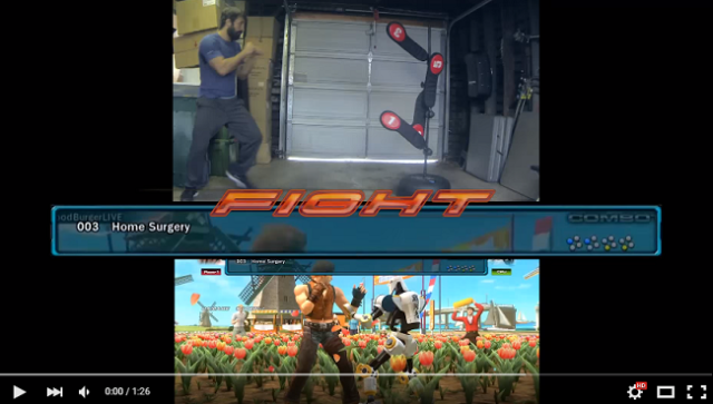 If you're not Tekken this martial artist seriously, you'll get kicked in the face【Video】