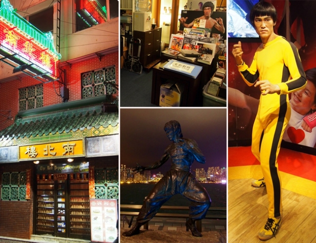 Celebrating Bruce Lee's 75th birthday with a Hong Kong pilgrimage