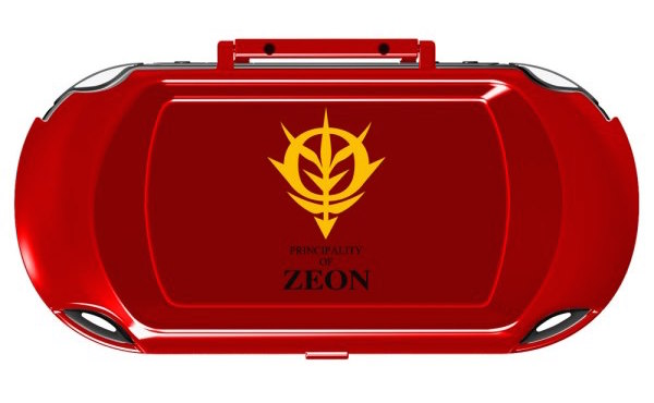 Protect Your PSVita with Official Gundam Cases