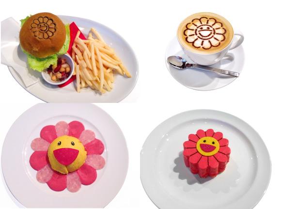 Roppongi Hills celebrates the return of artist Takashi Murakami with cute pop-up cafe