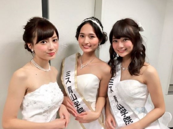 Miss & Mr. Aoyama Contest boasts stunning contestants, maybe the next generation of TV stars?