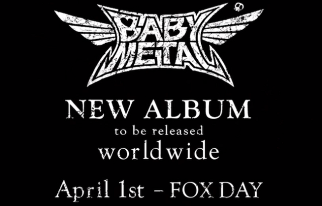 The anticipation builds: BABYMETAL to release new album next April
