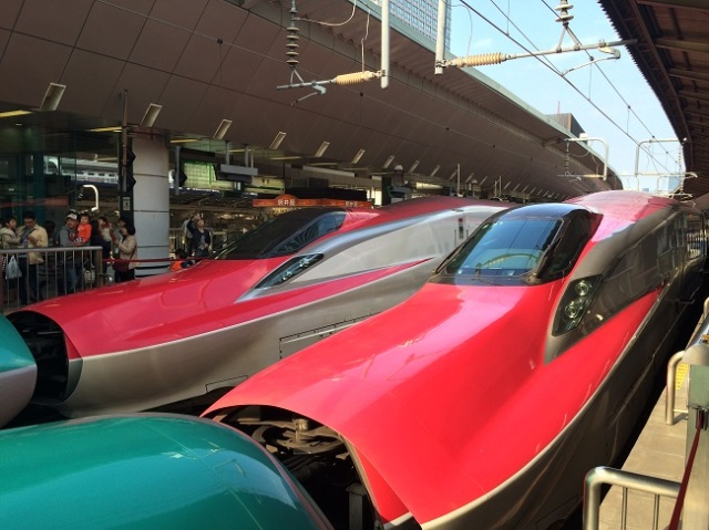 Japan's newest and greatest export will be a bullet train built for India