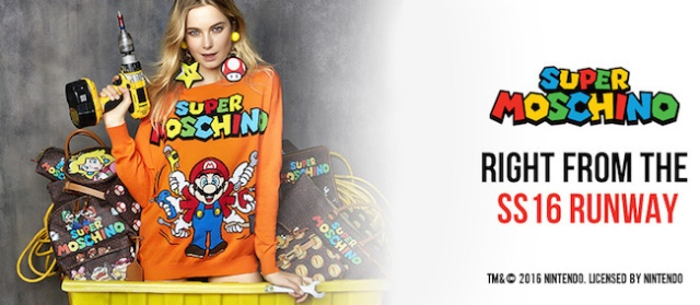 Just how much do you love Super Mario? Enough to buy a $700 sweater?