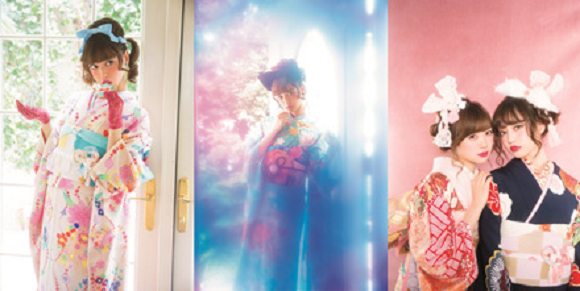 Harajuku kimono event aims to usher in the new year in style!