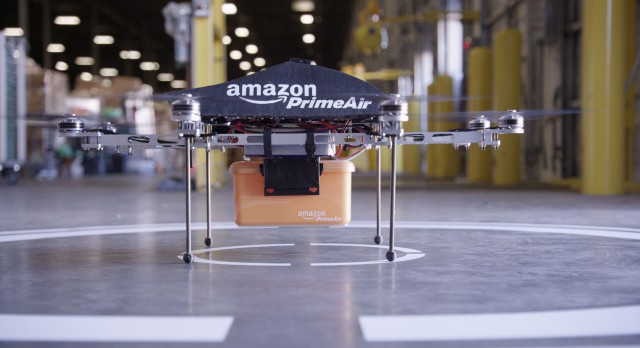 Chiba City to become Amazon drone delivery test zone
