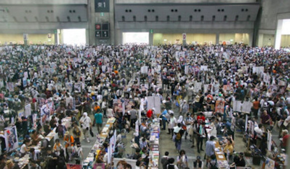 Increased security measures could bode longer lines at Comiket