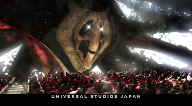 Universal Studios Japan's Evangelion, Attack on Titan attractions teased in videos