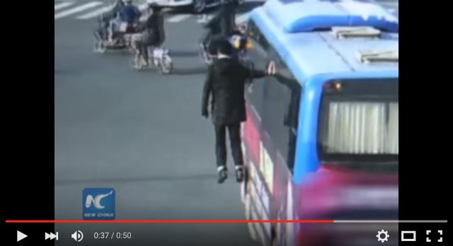Chinese company mimics levitation trick, unamused authorities immediately shut it down【Video】