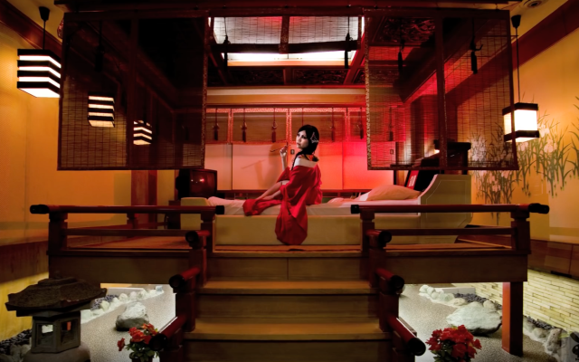 Step back in time with Japanese-themed rooms at rare vintage love hotel in Osaka【Video】