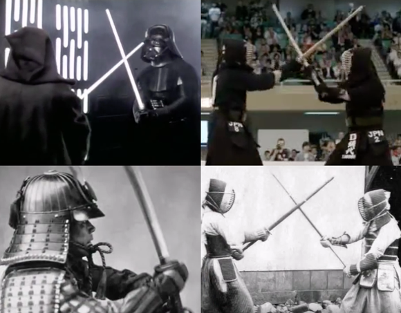 """The Evolution of the Lightsaber Duel"" reveals true extent of kendo's influence on Star Wars movies"