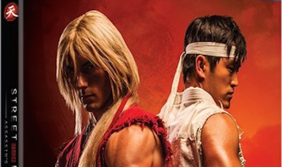 Street Fighter: Assassin's Fist's Machinima produces new Street Fighter live-action series