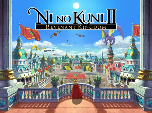 Ni no Kuni II: Revenant Kingdom announced for PS4