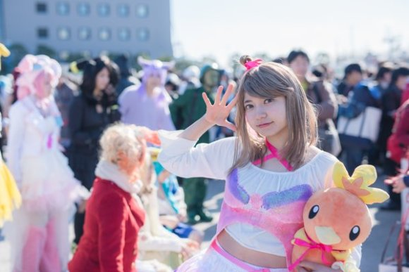 torchic cosplay